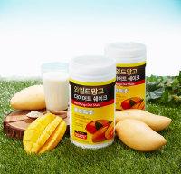 와일드망고 다이어트 쉐이크 1통(750g) / 와일드망고종자추출물 500mg 함유 / 단백질함량 10g 함유