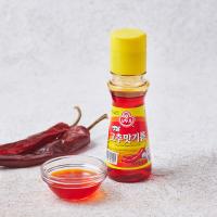 오뚜기 고추맛 기름 80ml