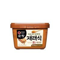청정원 순창 재래식 안심 生된장 (350G+150G)