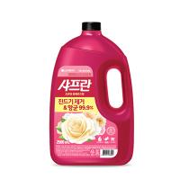 ⓝ샤프란 진드기 제거&항균99.9%로즈 용기_2.5L
