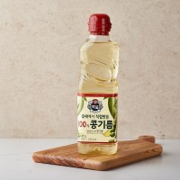 CJ 백설유 콩기름 (500ml)