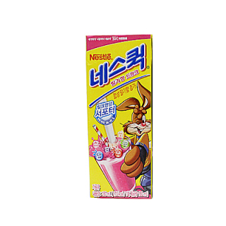 동원 네스퀵 딸기맛 (180ML)