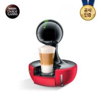 [네스카페 돌체구스토]돌체구스토 커피머신 드롭/정품등록시 캡슐20개+캡슐거치대 증정