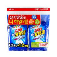 애경) 스파크 산소표백제 1.2KG*2