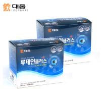 [대웅] 루테인플러스 (루테인,비타민E, 베타카로틴, 비타민A, 60캡슐) - 2박스