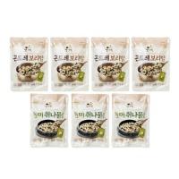 [풀무원] 곤드레나물밥 4봉 + 취나물솥밥 3봉
