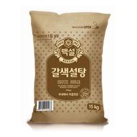 CJ 갈색 설탕 15kg