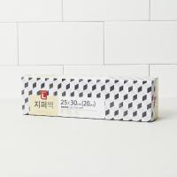 초L 지퍼백(대) 25*30*20매