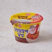 맛있는 오뚜기컵밥 춘천닭갈비 덮밥 280G