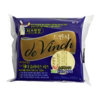 남양 드빈치 체다 슬라이스 치즈 (200G)