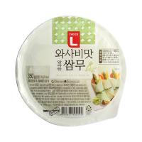 초L)와사비맛 쌈무 350G