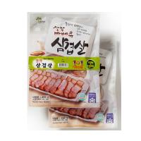 장작 바베큐 삼겹살_400G+400G