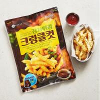 롯데푸드)감자튀김크링클컷 750G