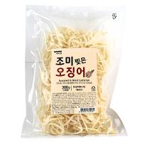 조미 찢은 오징어(300g/봉)