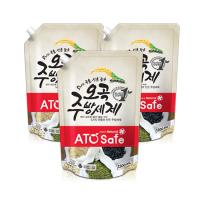 [아토세이프] 오곡 주방세제 리필 1.2L 3개