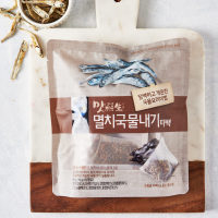 청정원 멸치 국물내기 티백 (80G)